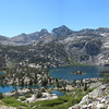 Rae Lakes - Kings Canyon National Park