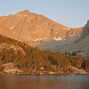 University Peak and Kearsarge Lakes - Kings Canyon National Park