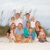 McDevitt Family on Siesta Key, November 2013