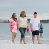 Williams Family on Siesta Key, April 2014