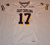 Circa 1998 number 17 Football Jersey Autographed/Signed by Dwayne Harris