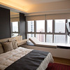 The Clift: Loft Bedroom