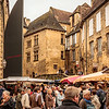Sarlat, France In the old town,