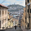 """""""Quito calle García Moreno"""" by Cayambe - Own work. Licensed under CC BY-SA 3.0 via Wikimedia Commons"""