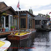 houseboat(s) in South Lake Union, most on Hamlin <br /> Dock;  our host's houseboat is at the end.