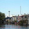 houseboat(s) in South Lake Union, most on Hamlin <br /> Dock