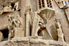 Passion facade: Pontius Pilate's wife walks away after asking him not to judge Jesus
