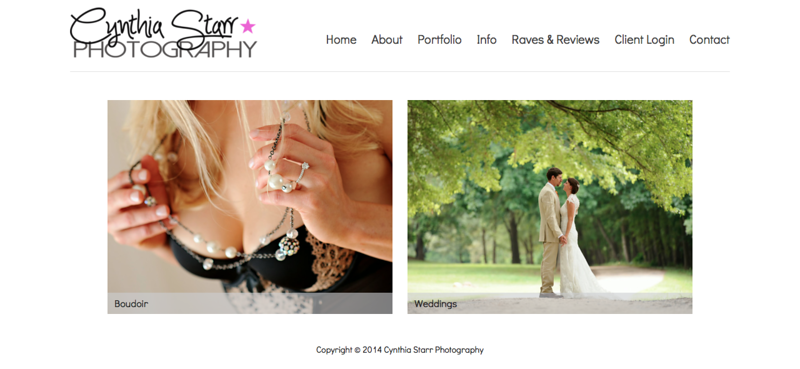 """Cynthia Starr Photography from Lake Katrine, New York<br /> Specializes in Wedding and Boudoir Photography<br /> Web Site can be found at: <a href=""""http://www.cynthiastarrphotography.com"""">http://www.cynthiastarrphotography.com</a><br /> SmugMug Customization by jR Customization"""