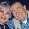 Our 50th wedding anniversdary - we had dinner at the