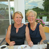 Mother & daughter: Rita Bossuyt & Hilda Tant