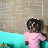 Haiti PRODEPUR school student students girl girls writing