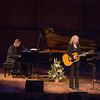 Legendary American folk singer Judy Collins performed in UAF's Davis Concert Hall in May 2013.