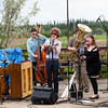 Summer Sessions features local band Haifa at the Music in the Garden series at the Georgeson Botanical Garden.