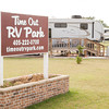 Time  Out RV park in Chickasha, OK.