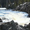 Cascades at Firehole Falls