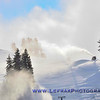 Making snow at Boreal