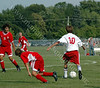 August 20, 2008 High School Soccer  Junior Varsity Team West Lafayette Red Devils vs Pike
