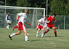 August 20, 2008<br /> High School Soccer <br /> Junior Varsity Team<br /> West Lafayette Red Devils vs Pike