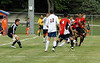 July 18, 2009<br /> Harrison Summer Soccer Tournament<br /> Harrison Raiders vs Lafayette Jeff Bronchos