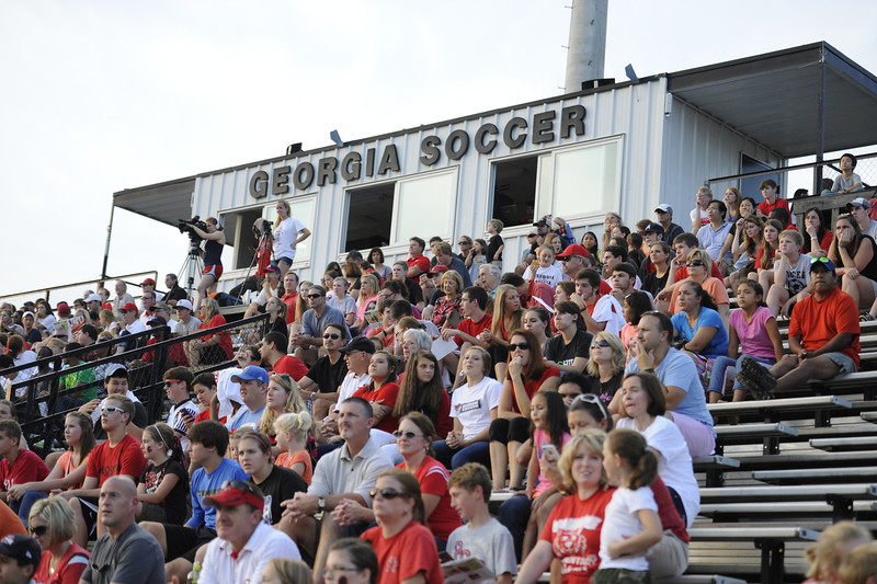 UGA Soccer vs. Mercer University