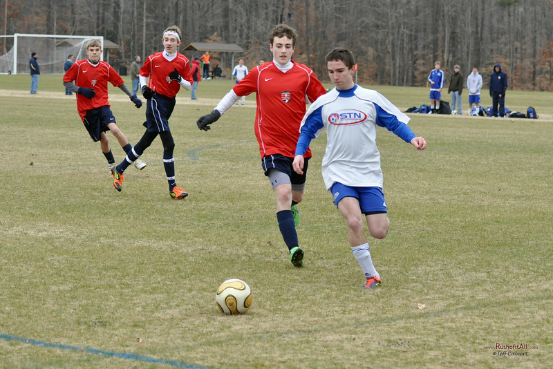 STN Rangers (U15) at Presidents Day Cup in Williamsburg, VA on February 28-29, 2012.