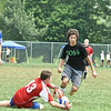 Team BO$$ in Kicks for Kids Tournament at Penn State, August 7, 2011.