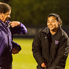 The Huskies scored the only goal of the game with 6 seconds left in regulation to defeat the SU Red Hawks in a match played at the UW Huskie Soccer Field, Seattle, Washington United States 2015-04-23 By: Natassia Stelmaszek