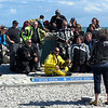 428F Canadian Bikers, L'Agulhas, Overberg