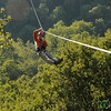 Dan Zip Lining in Maipo Alto, Chile