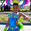 Girl at Batalla de Flores 2013