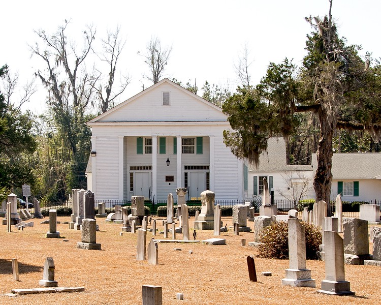 Hopewell Presbyterian Church and Cemetery, Florence