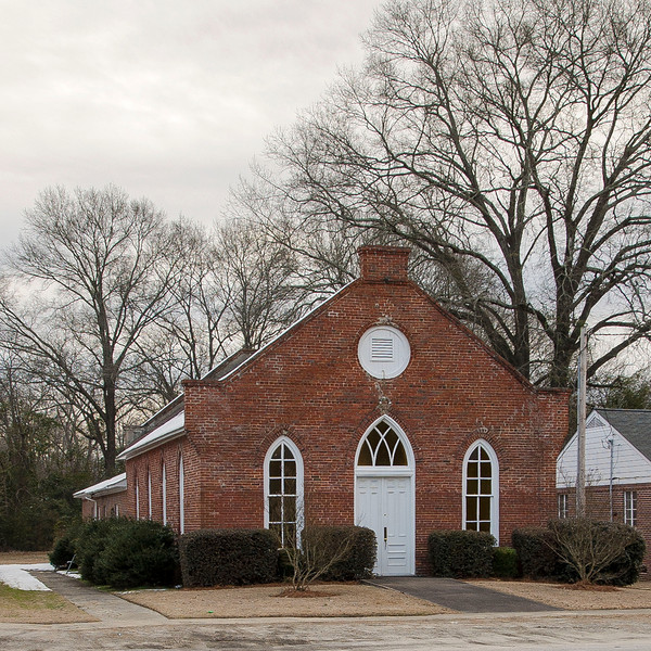 Second Presbyterian Church, Camden