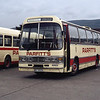 Parfitts Rhymney Bridge MNY892X Merthyr Tydfil Bus Stn Sep 94