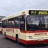 Parfitts Rhymney BridgeM562JTG Merthyr Tydfil Bus Stn Sep 94