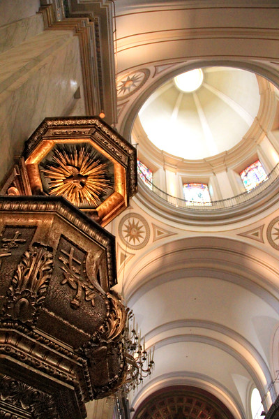 Pulpit & Dome