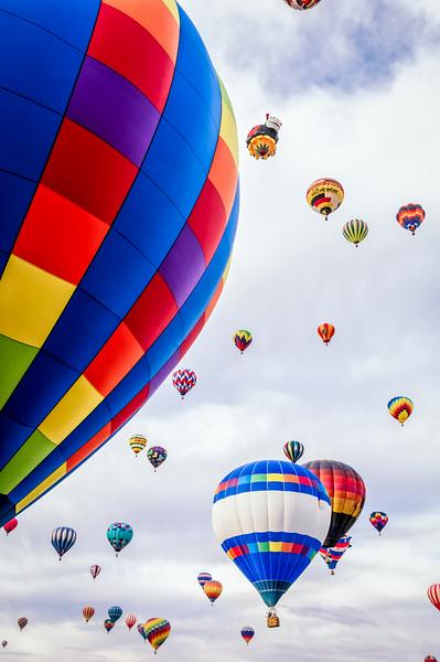 Balloon Fiesta - Albuquerque, NM<br /> © Sharon Thomas