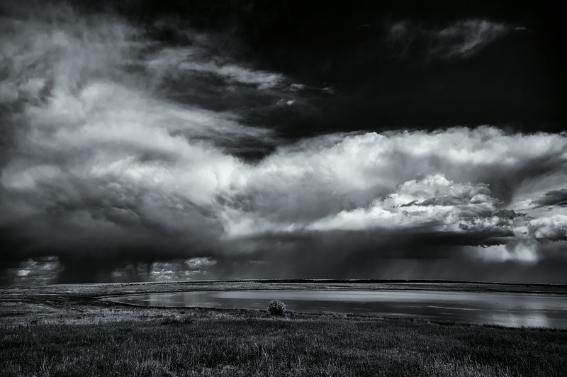 New Mexico Monsoon Storm