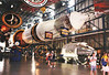 Saturn V rocket & Command-Service Module
