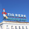 Tio Pepe Wine Sign