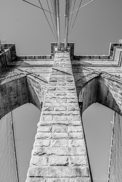 One of many different takes on one of the most notable bridges in the world. I love this city!