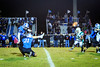 November 29, 2013: Bartram Trail placekicker Tyler Gallitz kicks a field goal to put the Bears ahead of  Choctawhatchee 17-14, and give them a victory in a State 6A Quarterfinal at Bartram Trail High School. -James Vernacotola