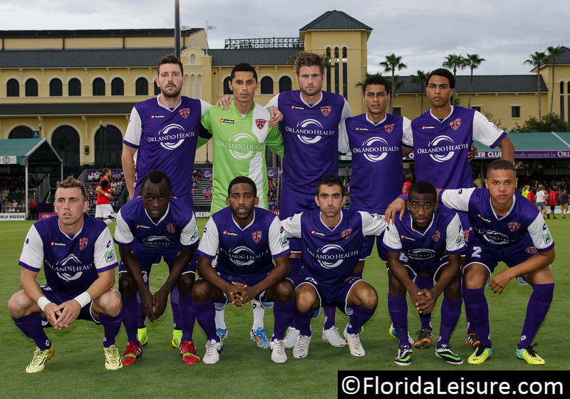 Orlando City Soccer vs. Charleston Battery, 31 May 2014 (Photographer: Nigel Worrall)