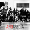 The Great Southern Slam 2014 - Division One: Auckland Roller Derby League (ARDL) vs WA Roller Derby (WARD)