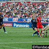 U.S. National Women's Soccer Team vs Russia
