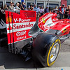 2013 Ferrari F138 Formula One race car