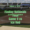 Findlay nationals Game 9