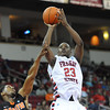 #23 Marvelle Harris Nov 16th, 2012:  during the Fresno State Bulldogs versus the UOP Tigers at the SaveMart Center.