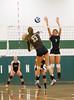 High School Volleyball, NYSPHSAA Class AA Regional Playoff, Corning Hawks vs Clarkstown HS South Vikings, November 12, 2012