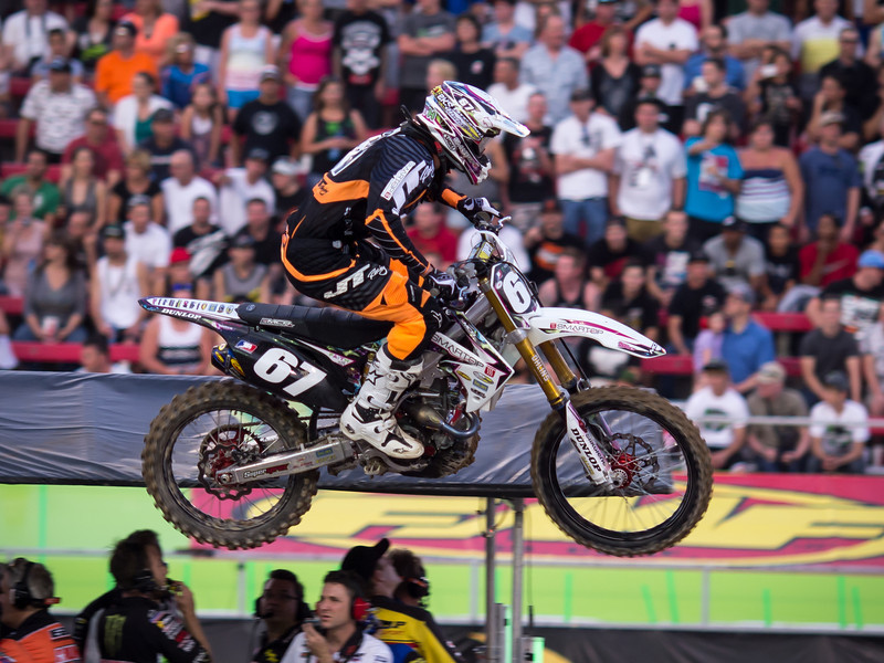 Gavin Faith - 250 East SX Final - 4 May 2013