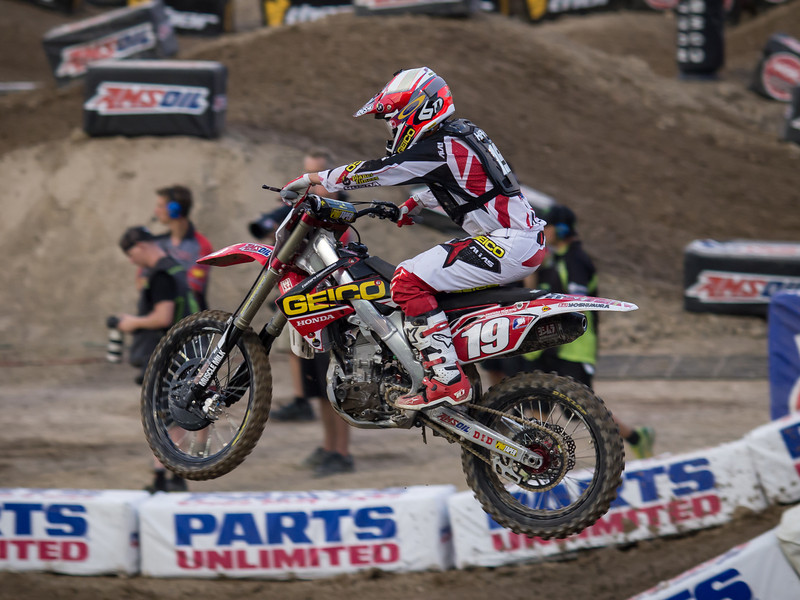 Will Hahn - 250 East SX Final - 4 May 2013